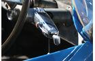 Bugatti 252, Schalthebel