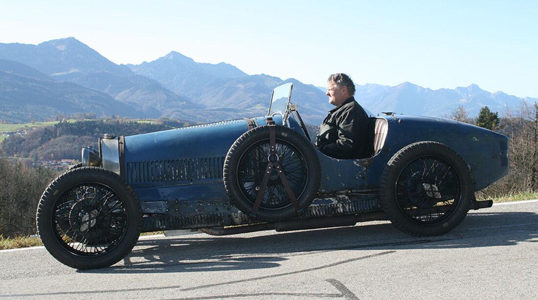 Bugatti Typ 37 - mokla 0410