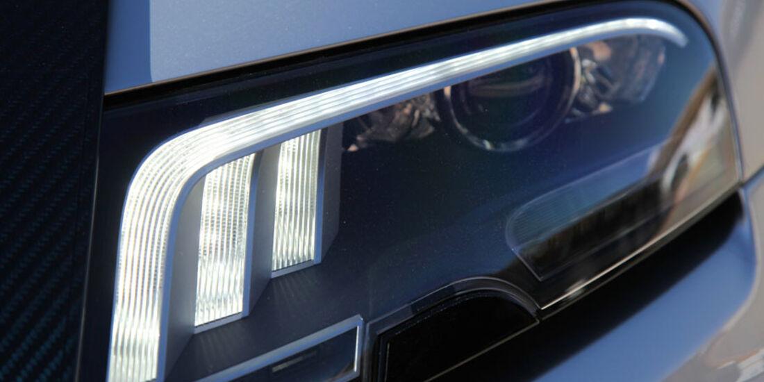 Bugatti Veyron 16.4 Super Sport, Scheinwerfer