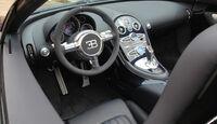 Bugatti Veyron Grand Sport Vitesse, Cockpit