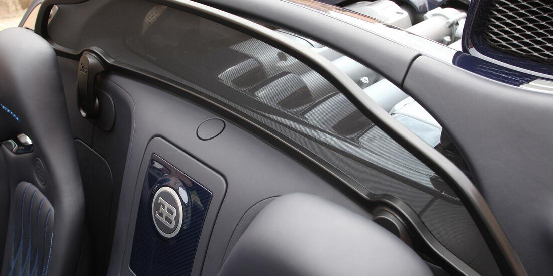 Bugatti Veyron Grand Sport Vitesse, Windschott