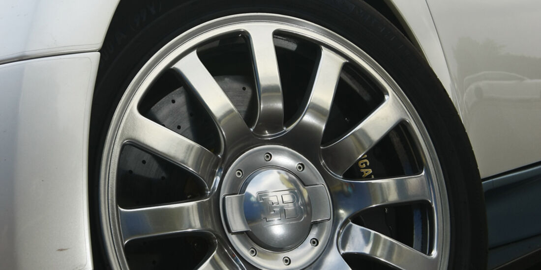 Bugatti Veyron, Rad