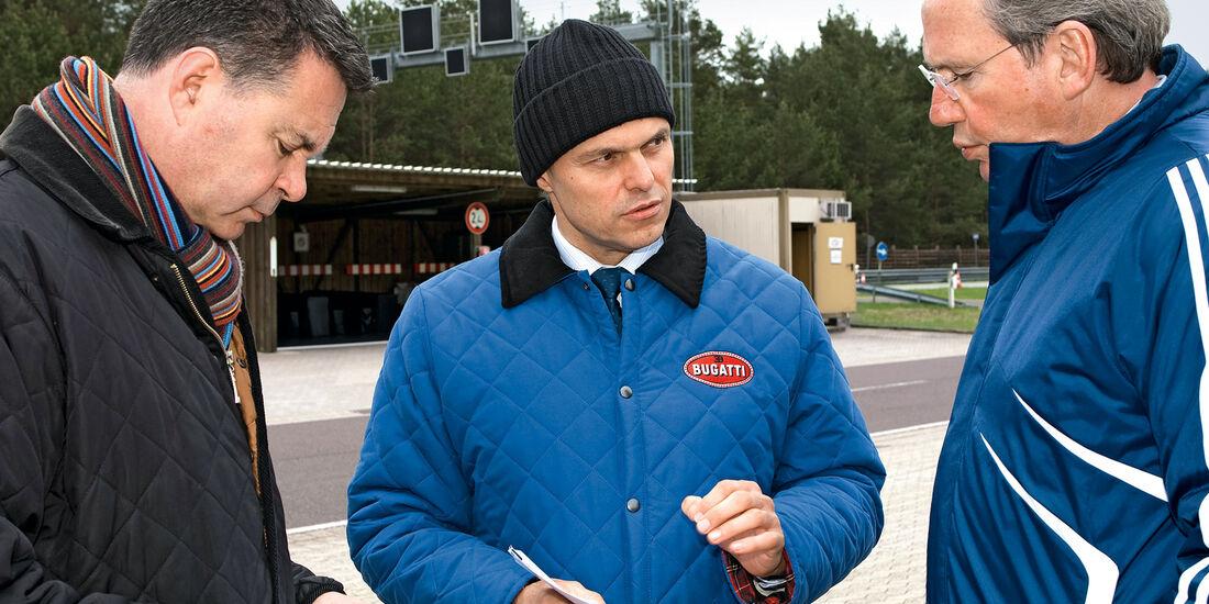 Bugatti, Wolfgang Schreiber, Paeffgen
