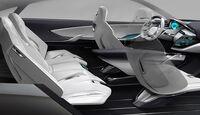 Buick Envision SUV Concept, Innenraum