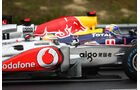 Button Vettel - GP Ungarn - Formel 1 - 31.7.2011 - Highlights
