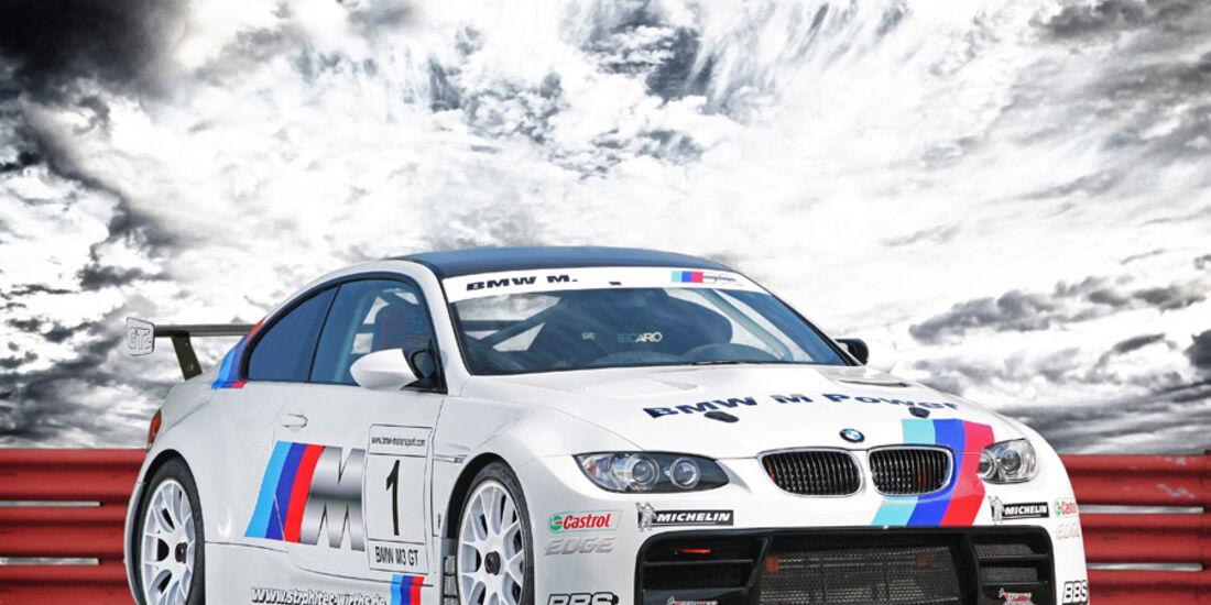 CLP Automotive BMW M3 Race