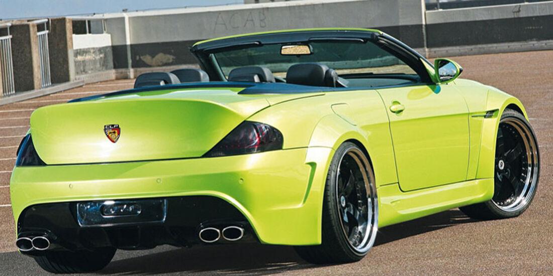 CLP MR 600 GT-B, BMW 6er (E63,E64) , Tuner