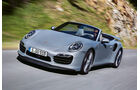 Cabrio, Porsche 911 Turbo S Cabriolet