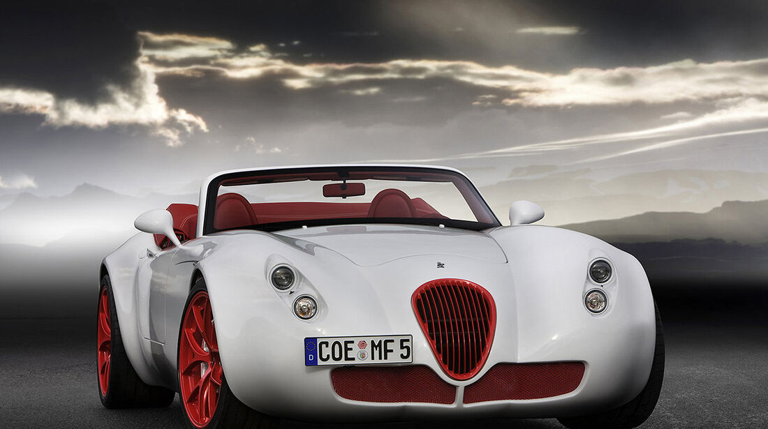 Cabrio, Wiesmann Roadster MF5
