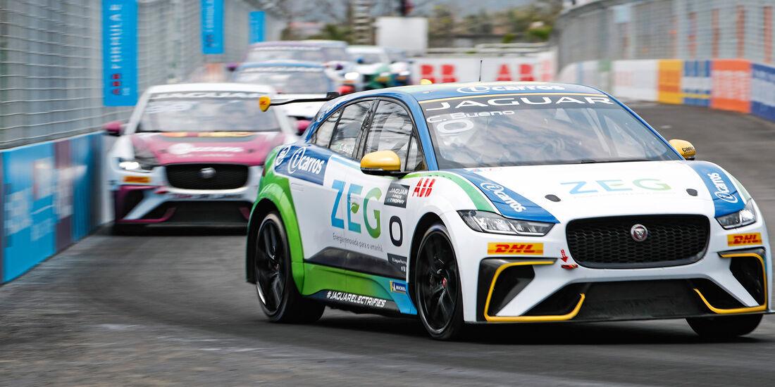 Caca Bueno - Jaguar I-Pace eTrophy - Sanya 2019