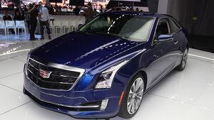 Cadillac ATS Coupé Detroit 2014