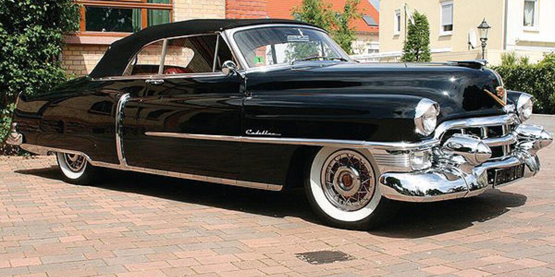 Cadillac Typ 62 Convertible