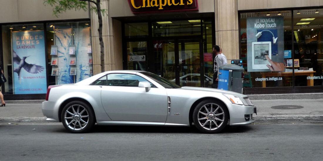 Cadillac XLR - GP Kanada 2011