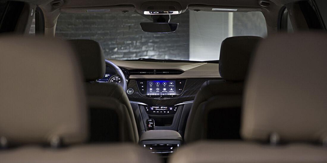 Cadillac XT6 2020