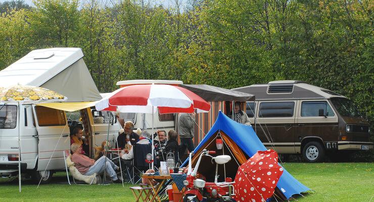 oldie camping club deutschland die camper auto motor. Black Bedroom Furniture Sets. Home Design Ideas