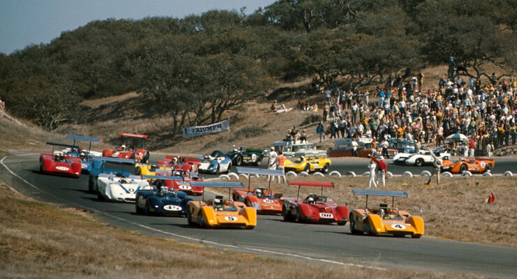Can-AM Laguna Seca 1969