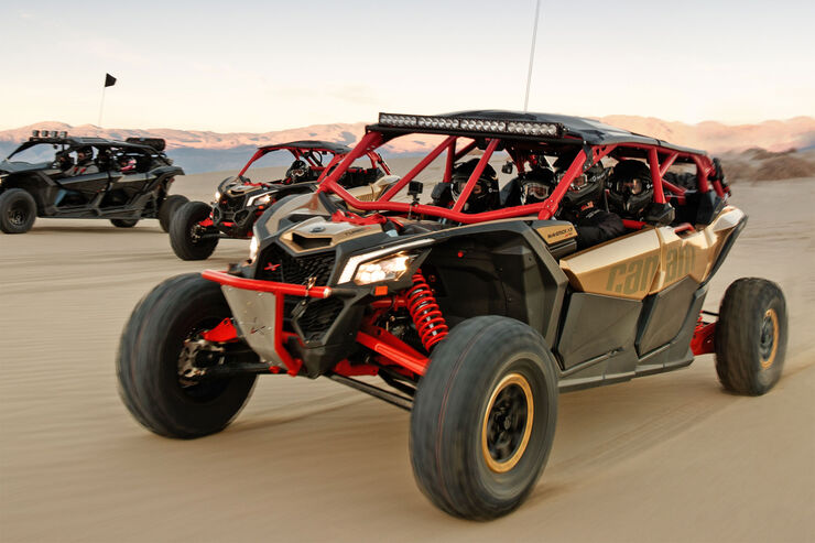 Can Am Maverick X3 Max Alles Zum Extrem Offroader Auto Motor Und