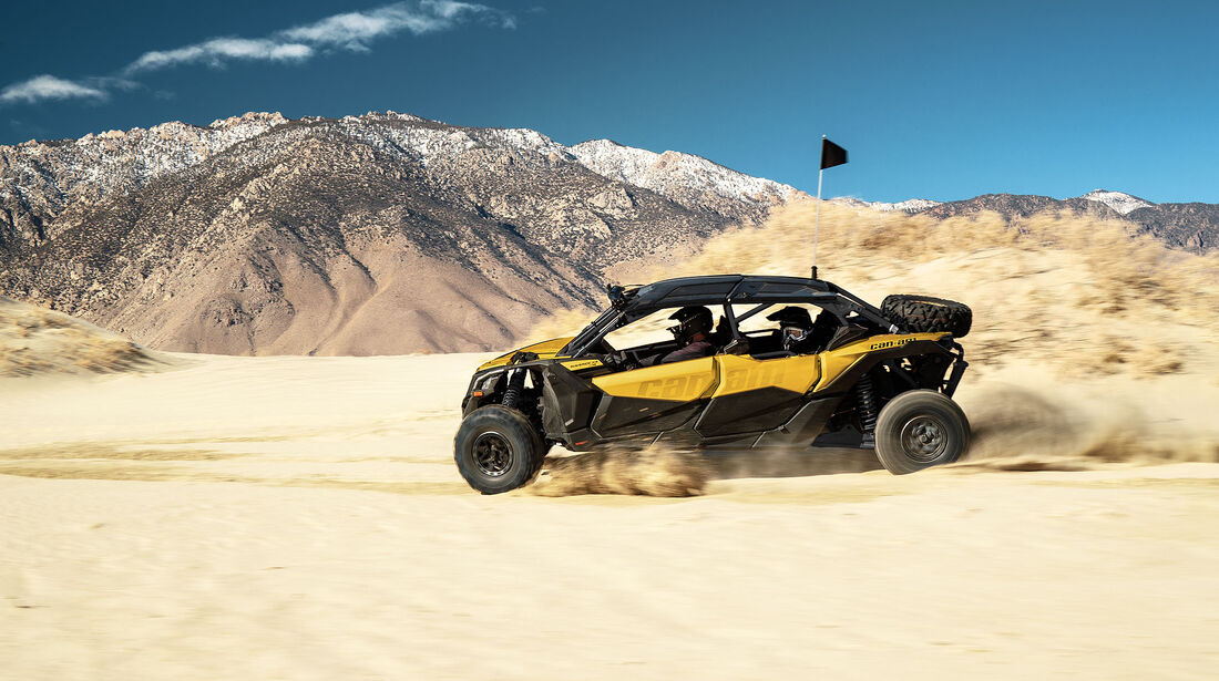 Can-Am Maverick X3 MAX side-by-side