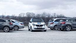 Car2go Flotte