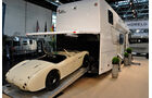 Caravan Salon 2014, Vario Mobil Perfect, Wohnmobil mit Garage