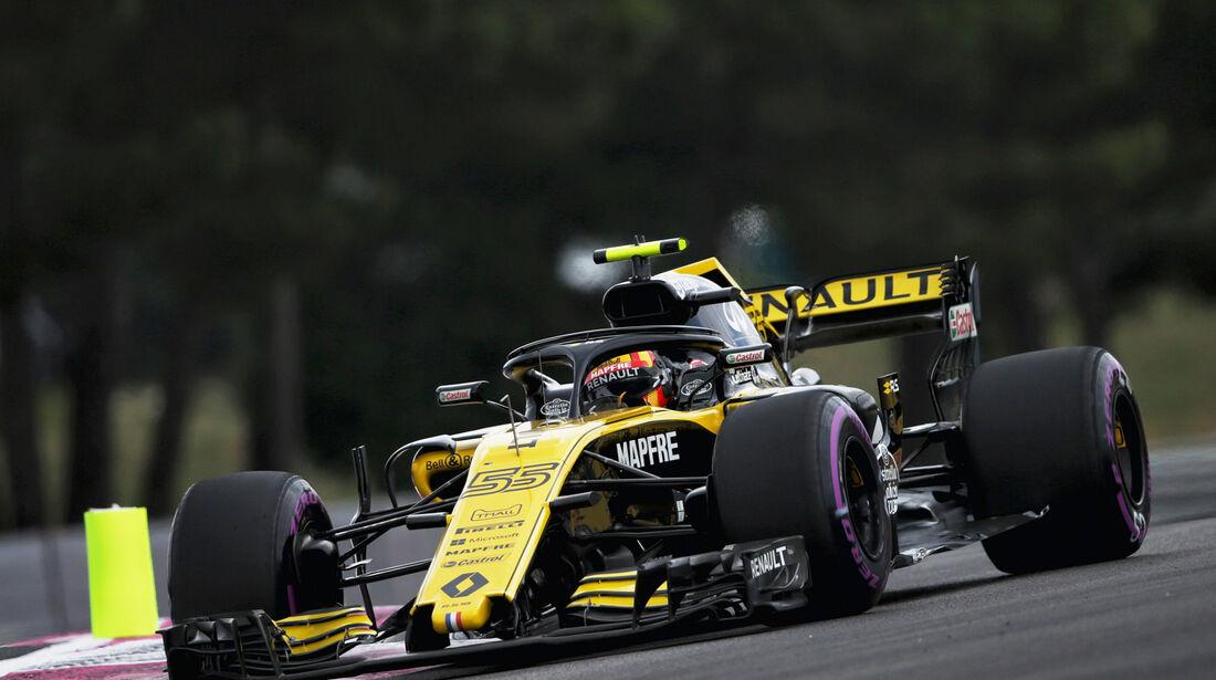 Carlos Sainz - Formel 1 - GP Frankreich 2018