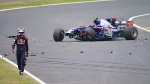 Carlos Sainz - GP Japan 2017