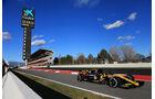 Carlos Sainz - Renault - F1-Test - Barcelona - Tag 5 - 6. März 2018