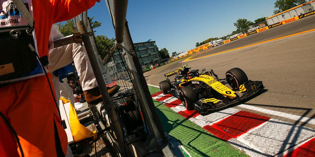 Carlos Sainz - Renault - Formel 1 - GP Kanada - Montreal - 9. Juni 2018
