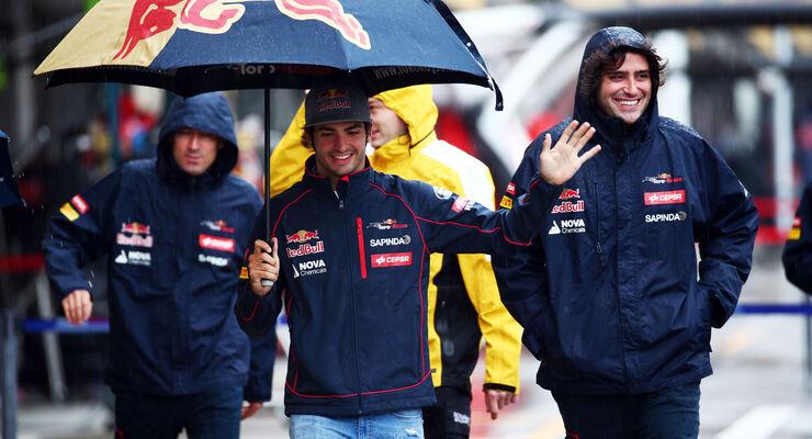 Carlos Sainz - Toro Rosso - Formel 1 - GP Japan - Suzuka - 24. September 2015