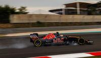 Carlos Sainz - Toro Rosso - Formel 1 - GP Malaysia - Qualifying - 1. Oktober 2016