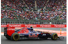 Carlos Sainz - Toro Rosso - Formel 1 - GP Mexiko - 31. Oktober 2015