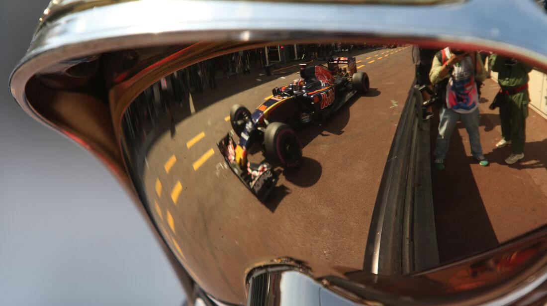 Carlos Sainz - Toro Rosso - Formel 1 - GP Monaco - 26. Mai 2016