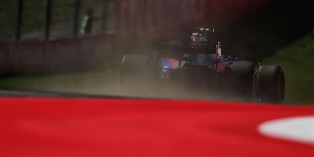 Carlos Sainz - Toro Rosso - GP Österreich - Spielberg - Formel 1 - Freitag - 7.7.2017