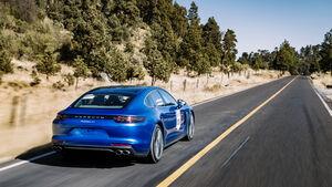 Carrera Panamericana, Porsche, Impression