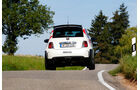Cartech-Abarth 500 Coppa, Heck