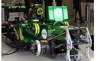 Caterham - Formel 1 - GP England - 28. Juni 2013