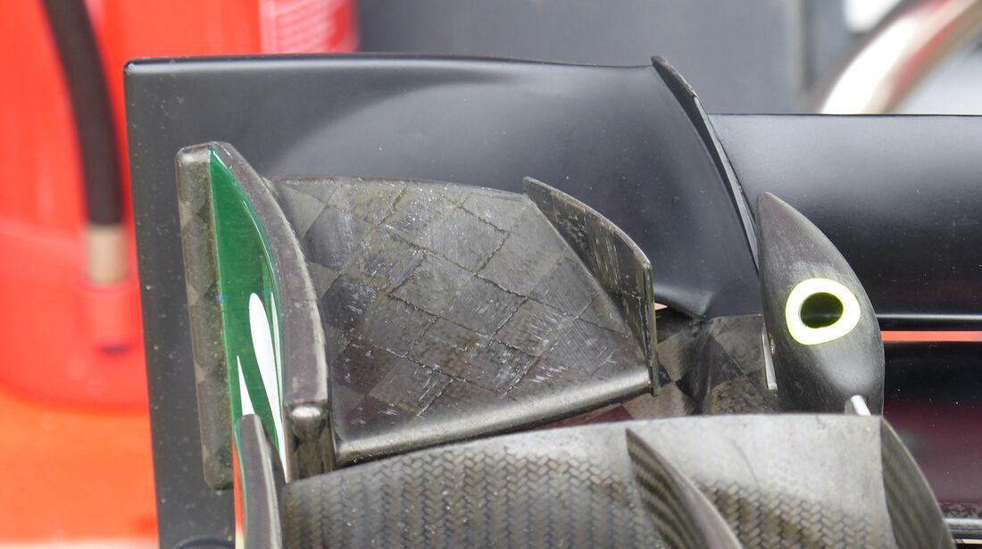 Caterham - Formel 1 - GP England - Silverstone - 5. Juli 2014