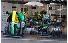 Caterham - Formel 1 - GP Japan - 9. Oktober 2013