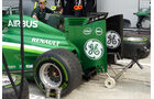 Caterham - Formel 1 - GP Malaysia - Sepang - 29. März 2014