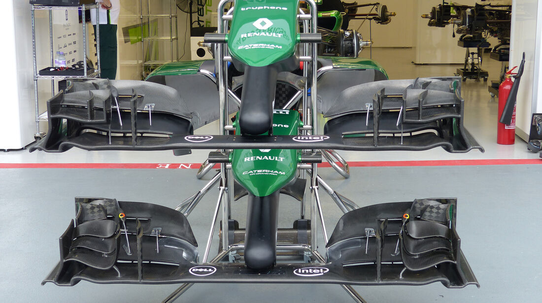 Caterham - Formel 1 - GP Singapur - 18. September 2014