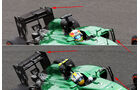 Caterham - Formel 1 - Technik - GP Italien 2014