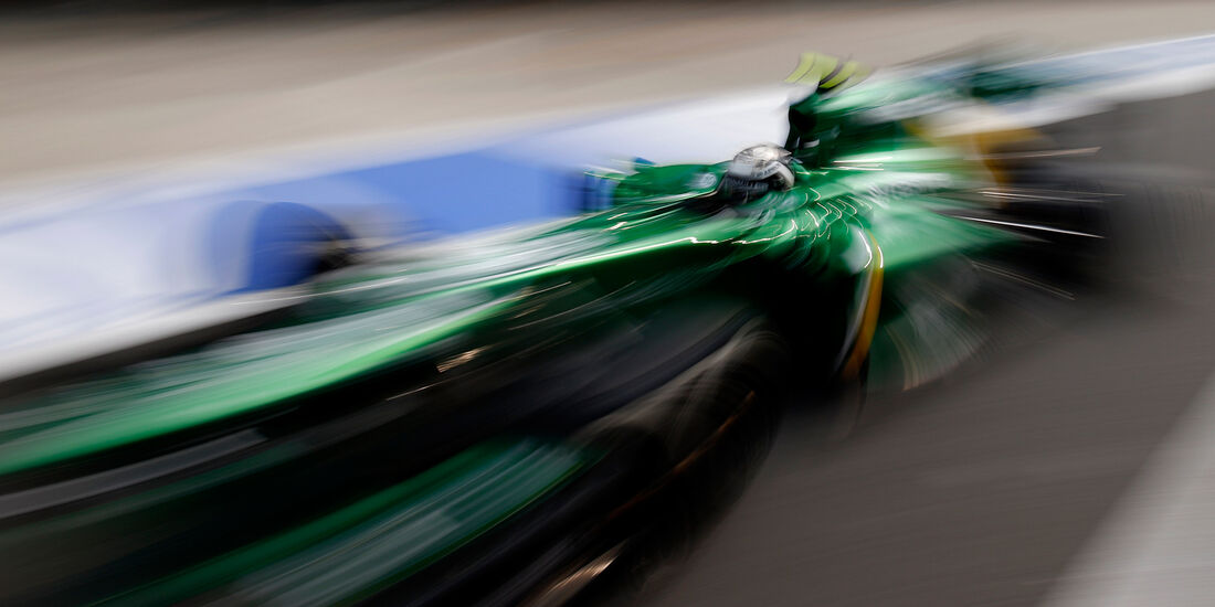Caterham - GP Indien 2013