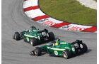 Caterham - GP Malaysia 2014