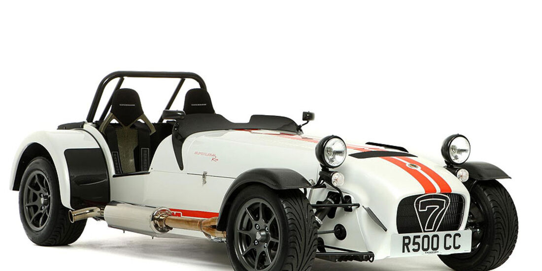 Caterham Seven Superlight R500 (2008)