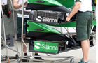Caterham - Technik - GP Russland 2014