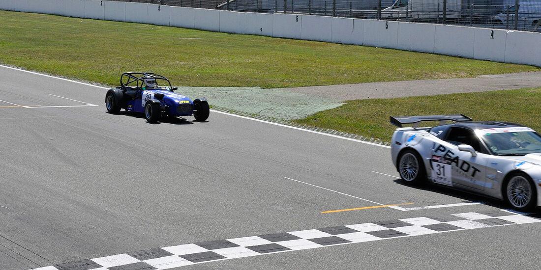 Catherham HPC, Finallauf, TunerGP 2012, High Performance Days 2012, Hockenheimring, sport auto