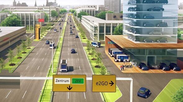 Center Multimodal Mobility