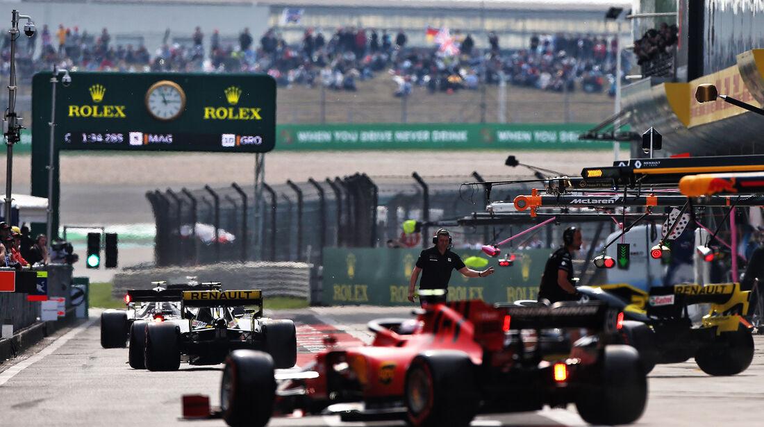 Charles Leclerc - Ferrari - GP China - Shanghai - Samstag - 13.4.2019