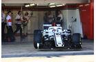 Charles Leclerc - Sauber - F1-Test - Barcelona - Tag 5 - 6. März 2018