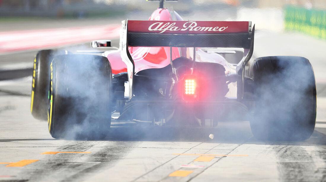 Charles Leclerc - Sauber - Formel 1 - GP Bahrain - 7. April 2018